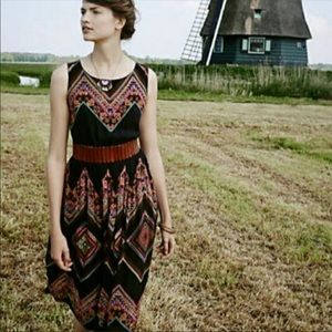 Anthropologie Tanvi Kedia Boho Dress